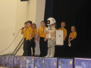 Our 'Space' assembly