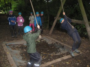 Obstacle Course Gp 11