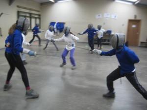 Fencing Gp 11