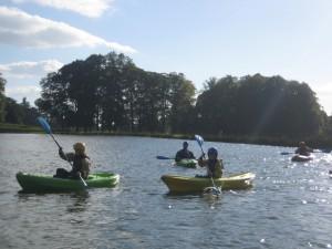 Kayak fun!