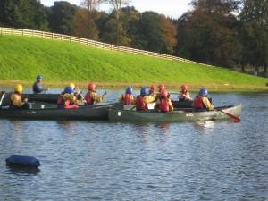 Canoeing Fun!