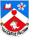 biggar high badge