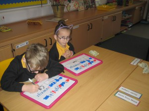 Reciprocal teaching with a partner