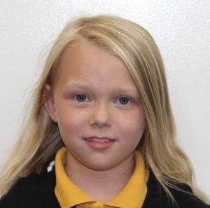 Kelsey-Rikki Robertson Chariperson