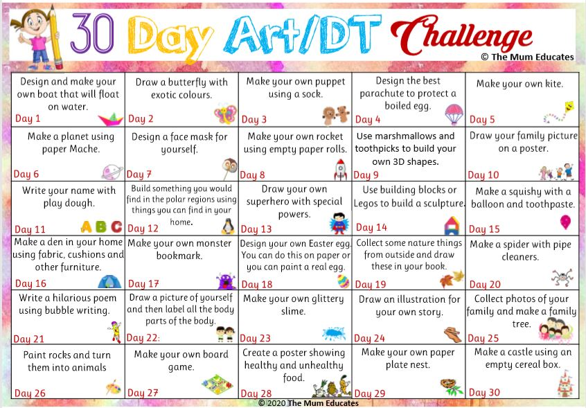 Art-challenge